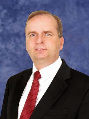 Pastor C. P. Hanson